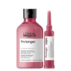 loreal-professionnel-pro-longer-kit-shampoo-300ml-ampola-15ml