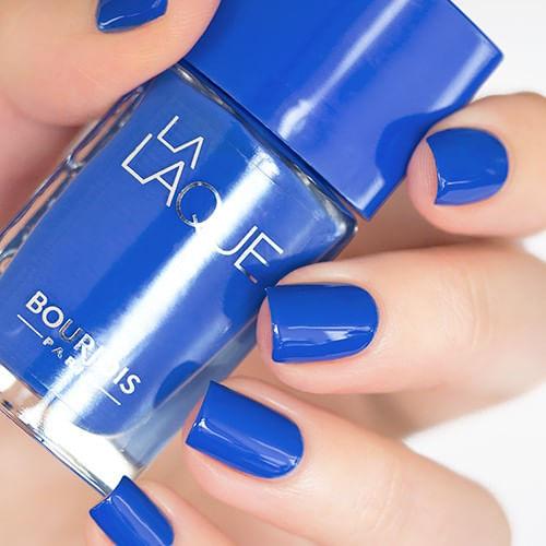 La Laque Only Blue