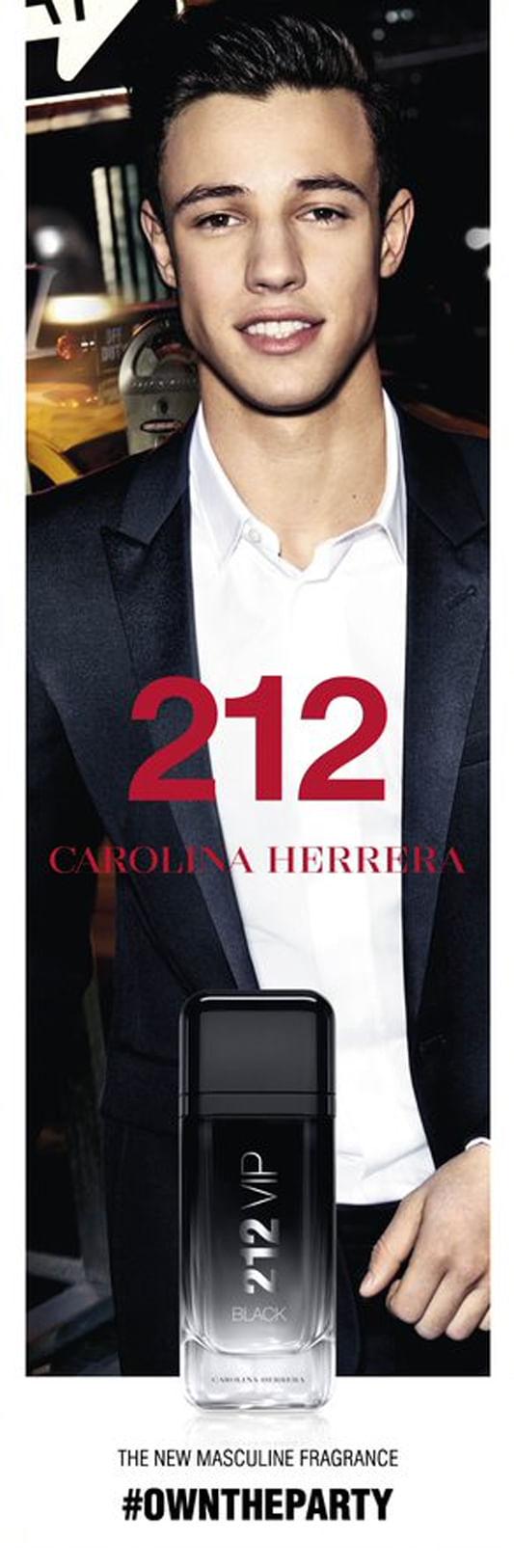 212 Vip Black Carolina Herrera - Perfume Masculino Eau de Parfum