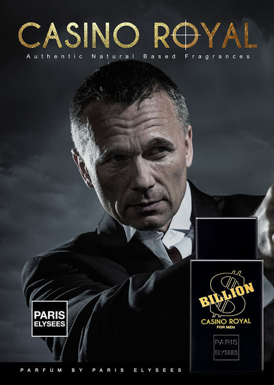 Billion Casino Royal Paris Elysees - Perfume Masculino - Eau de Toilette
