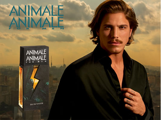 Perfume masculino Animale Animale for men