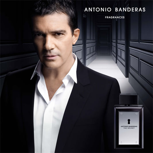 The Secret Antonio Banderas - Perfume Masculino - Eau de Toilette