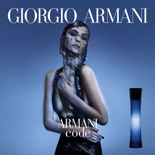 Amani Code Pour Femme Giorgio Armani - Perfume Feminino - Eau de Parfum