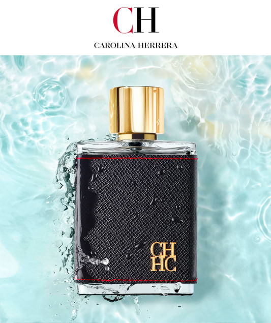 CH Men Carolina Herrera - Perfume Masculino - Eau de Toilette