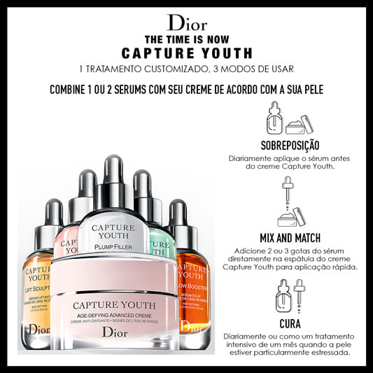 Sérum Anti-Vermelhidão Dior - Capture Youth Redness Soother