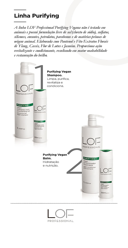 LOF Professional Purifying - Kit