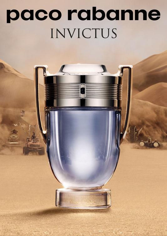 Invictus Eau de Toilette Paco Rabanne - Perfume Masculino