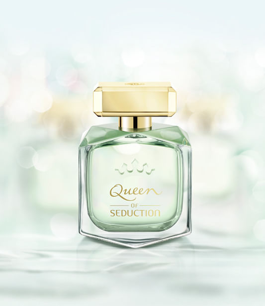 Queen of Seduction Antonio Banderas - Perfume Feminino - Eau de Toilette