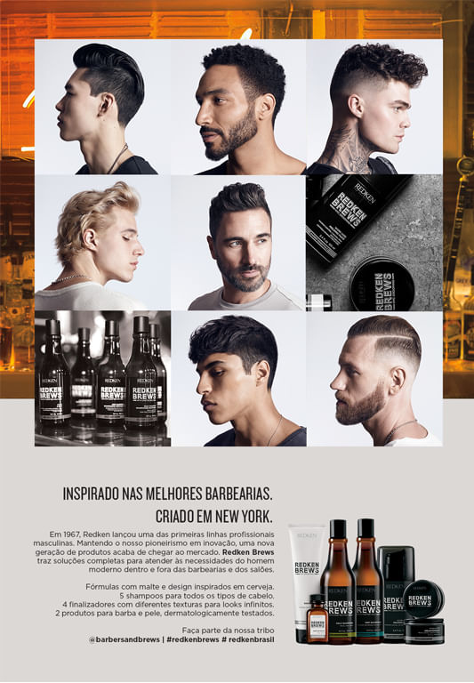 Pasta Modeladora Redken - Brews Work Hard Molding Paste