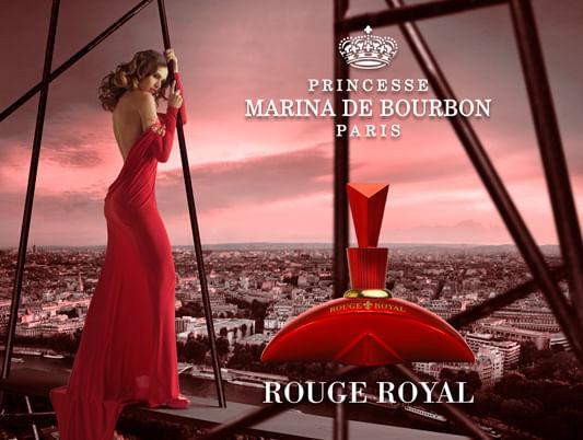 83f1c5f3b Perfume Rouge Royal Marina de Bourbon Feminino - Época Cosméticos