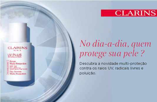 Protetor Solar Clarins Ecran Multi-Protection Uv Anti-Pollution Spf 50