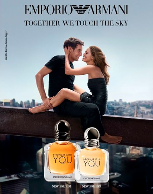 Because it's You She Giorgio Armani Perfume Feminino - Eau de Parfum