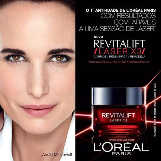 Revitalift Laser X3 – L'Oreal Paris