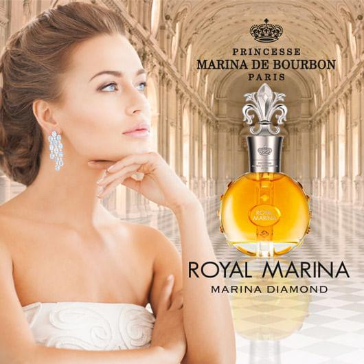 Perfume Feminino Royal Marina Diamond