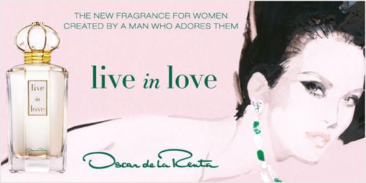 Perfumes importados Oscar de La Renta