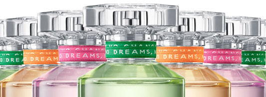 Perfume Importado United Dreams Love Yourself EDT -  Benetton - Perfume Feminino - United Colors of Benetton