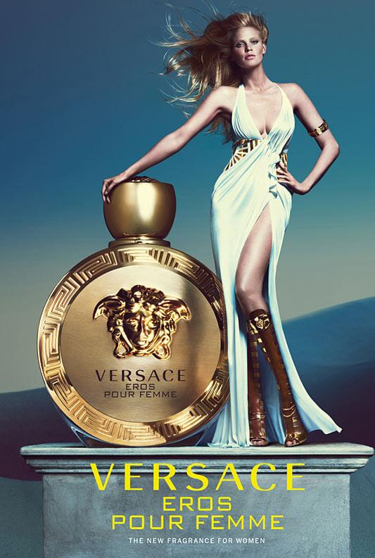 Versace Eros Pour Femme Versace Eau de Parfum - Perfume Feminino