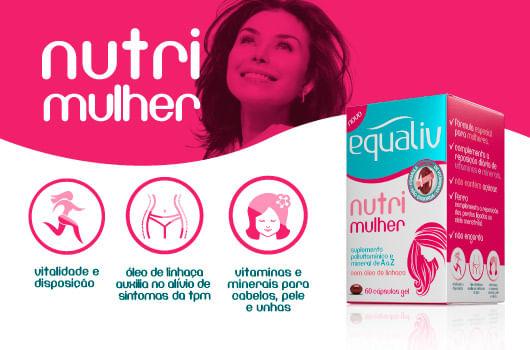 Nutri Mulher Equaliv