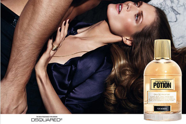 Dsquared² Potion for Woman Eau de Parfum Dsquared - Perfume Feminino