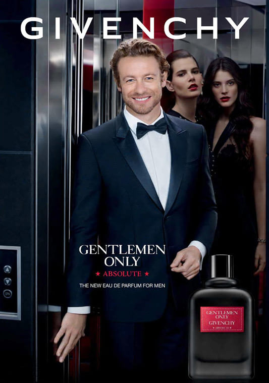 Gentlemen Only Absolute EDP Givenchy - Perfume Masculino