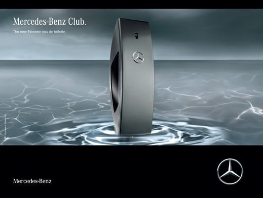 Mercedes Benz Club Extreme For Men Eau de Toilette Mercedes Benz