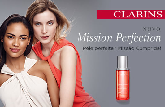 Mission Perfection Sérum Clarins - Tratamento Antimanchas