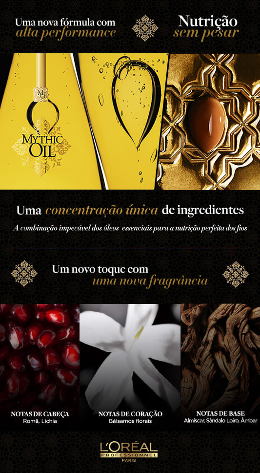 L'Oréal Professsionnel - Mythic Oil