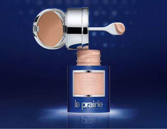 Skin caviar concealer foundation spf 15 la prairie poca cosmticos imagem fandeluxe Choice Image